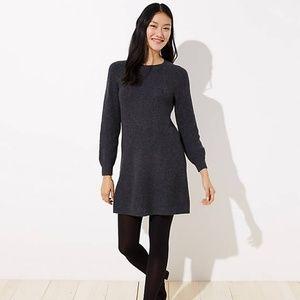 NWT Loft sweater dress